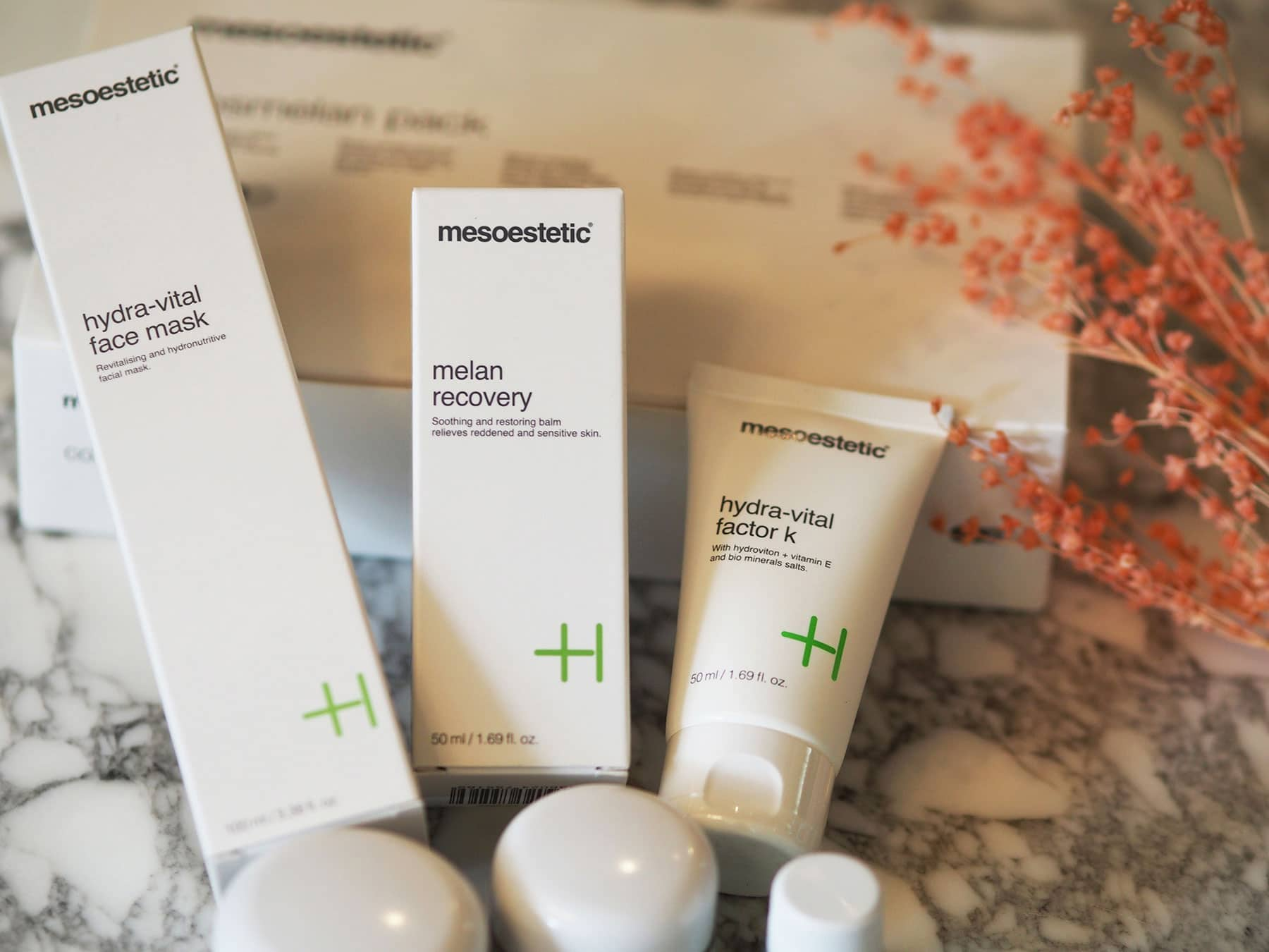 Cosmelan Aftercare