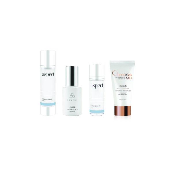 Dry + Sensitised Skincare Mini Bundle